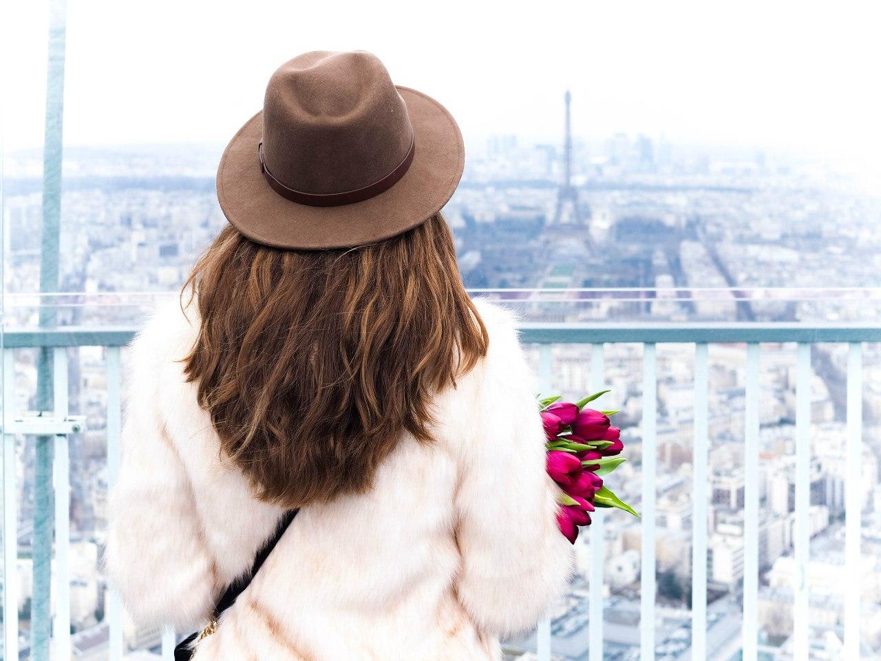 романтичные фотографии из парижа