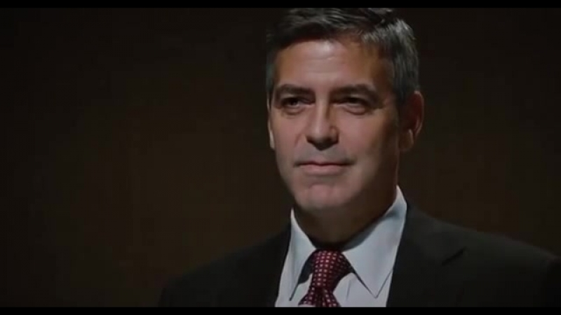 Мотивация от Джорджа Клуни - сколько весит ваша жизнь? (Мне бы в небо)