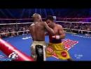 Лучшие моменты: Флойд Мэйвезер vs. Мэнни Пакьяо (Замедленные повторы) HD