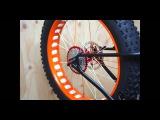 9ZERO7, Fat Bike Build