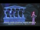 Hercules - Non Me Amare Dicam (I Won't Say I'm in Love - CLASSICAL LATIN) HD 1080p