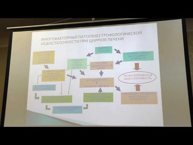 17 06 2015 03 Пермитина М И Клиника и лечение основных синдромов болезней печени