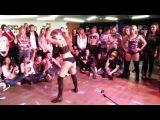 Funky Juice Explosion FEST 2014 Twerk 14 Маша vs Stef