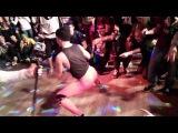 Funky Juice Explosion FEST 2014 Twerk 14 Штакет vs Popabomba