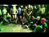 Funky Juice Explosion FEST 2014 Twerk 14