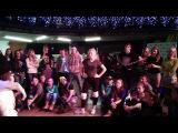 Funky Juice Explosion FEST 2014 Twerk Финал Смоля vs Маша Бонус от MC Lerok