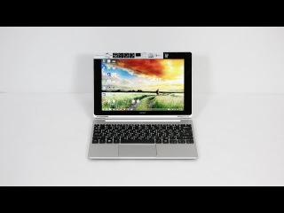 Видео обзор планшета (ноутбука) Acer Aspire Switch 10
