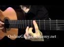 Piano Sonata K. 545 by W. A. Mozart, 1st Mvt classical guitar arrangement by Emre Sabuncuoğlu