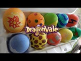 DIY DragonVale Dragon Eggs!