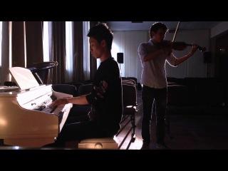 Shigatsu wa Kimi no Uso – 7!! – Orange ED2 (Piano & violin cover)