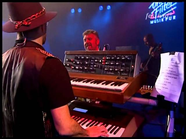 Manfred Mann's Earth Band - Full Concert - Live at SWF Ohne Filter 1999