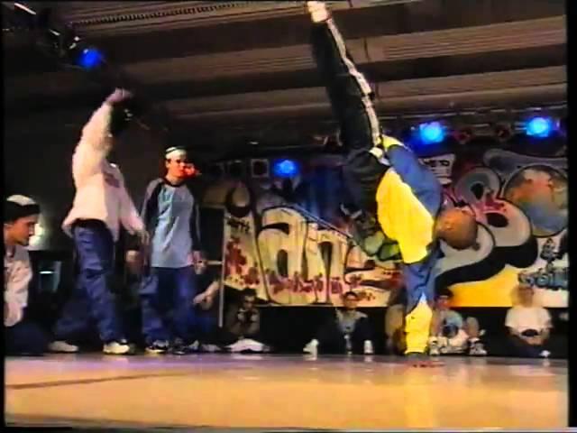 B.O.T.Y. 1998 - Suicidal lifestyle vs Phaze II