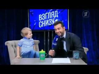 Иван Ургант  Взгляд снизу  Изучение иностранного языка