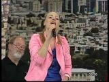 Valentina Monetta Jazz Session Breakfast TV BAKU May 2012 Eurovision Week