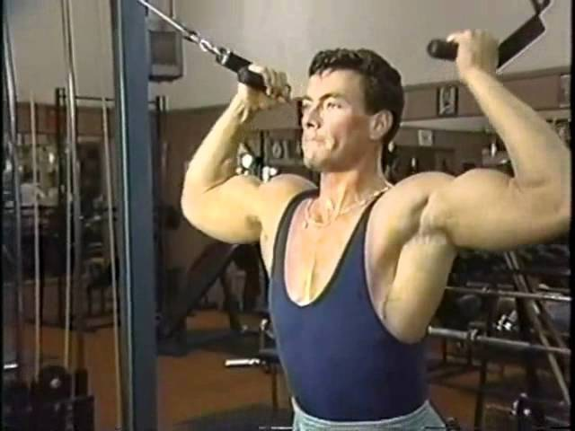 Vandamme in 80th