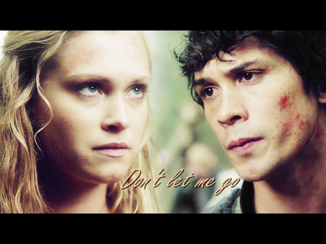 Bellamy clarke {dont let me go}