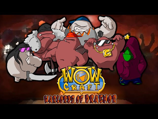 WowCraft Ep 15 Warlords of Draenor Launch