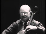 Pablo Casals Master Class Haydn D Major Concerto 1st movement