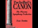 Pachelbel Canon: Isao Tomita   The Plasma Symphony Orchestra