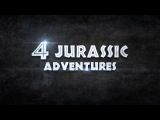 LEGO Jurassic World / Парк юрского периода (2015) трейлер игры