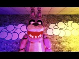 (SFMFNAF) Animatronics have fun