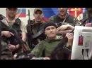 ДОНБАСС/Donbass 2014 - Русская Православная Донецкое ополчение читает рэп