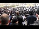 19 февраля 2014 Одесса Жесткая драка в Одессе сотни титушек с битами напали на активистов евромайдана