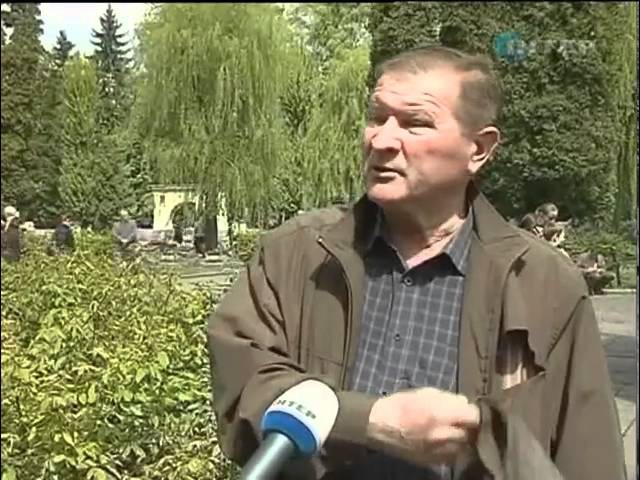 Львов беспорядки в День Победы (Подробности, 9V-2011)