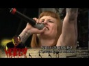 Walls Of Jericho A Trigger Full Of Promises at Hellfest 2010