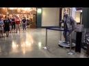Dubstep Dance Battle: Me vs. Eclypse