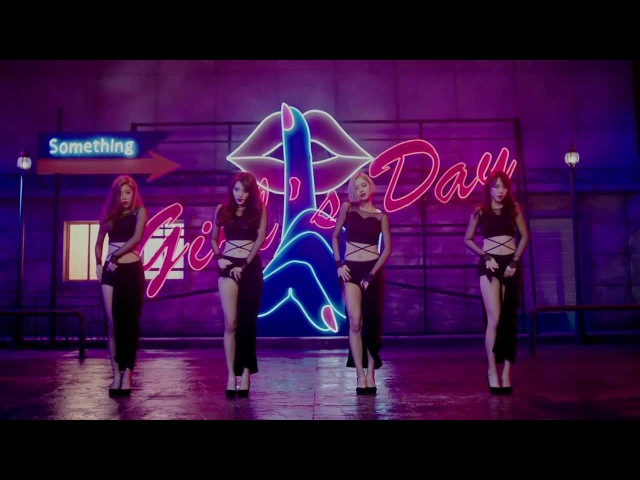 Girl's Day(걸스데이) 'Something' Official MV