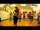 Ceiling Can't Hold Us - Macklemore and Ryan Lewis Zumba with Mallory HotMess