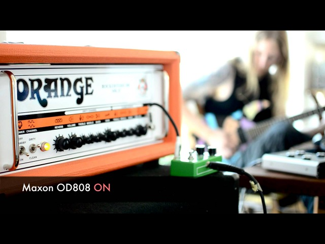 Orange Rockerverb 100 MKII