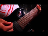 Miley Cyrus - Wrecking Ball - METAL METALCORE DJENT cover - Andrew Baena