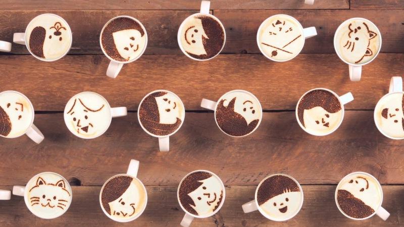 Справжнє кавове кохання !!! Кафе-кав'ярня