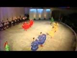 Русская пляска   Народный танец Озорные дробушки