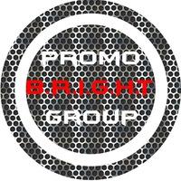 Логотип B.R.I.G.H.T Promo Group