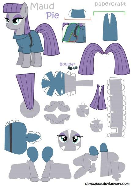 Как сделать пони из понивиля прическу