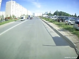 Пьяный скутерист врезался в ВАЗ 2109_https://vk.com/tjasjacha_i_odno_dtp_1000 и 1 дтп_