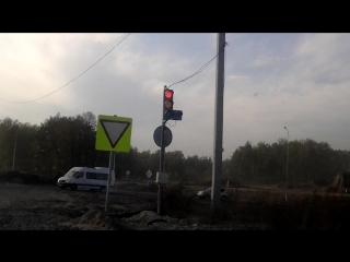 Танцующий светофор Айша!