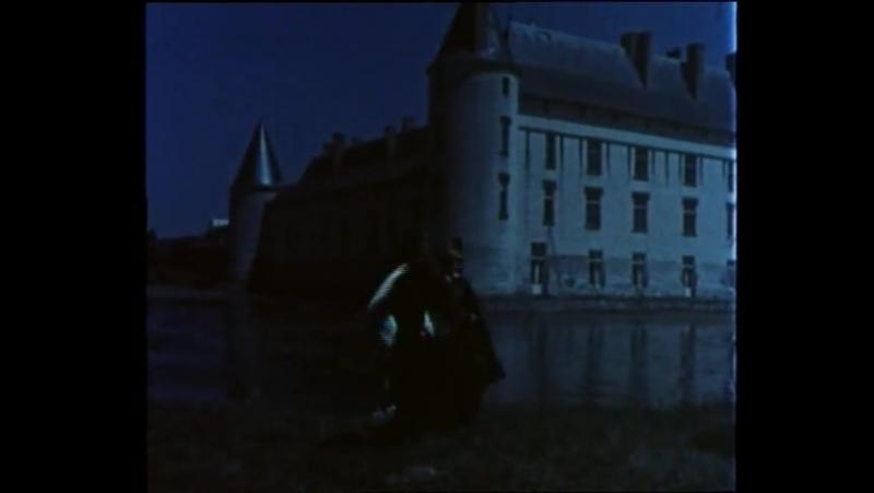 Графиня де Монсоро La Dame de Monsoreau Франция 1971 2 серия