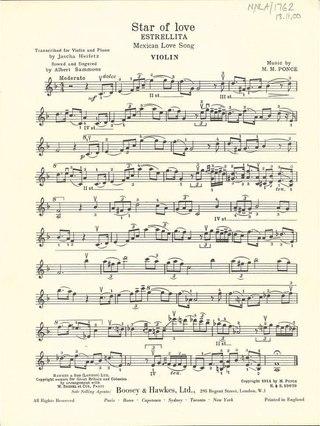 Ноты для Фортепиано Песни Анастасия