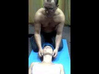 Остеопатия. Техника работы с ушной раковиной