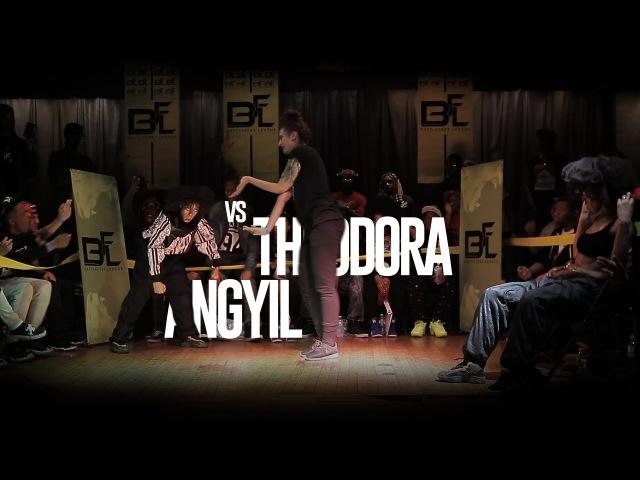 Angyil vs Theodora   BattleFest 30