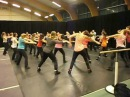 Nova college dans 1e jaars Adama ve shamayim