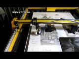 www.777.lg.ua - Гравировка силиконового изделия на лазерном станке