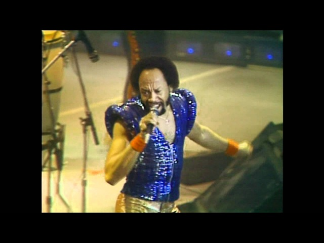 Earth, Wind Fire Live 1981 Let's Groove