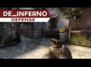 Защита на de_Inferno от EnVyUs