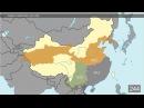 История на карте Китая от 2000 до 2000 От древности до наших дней Магазета