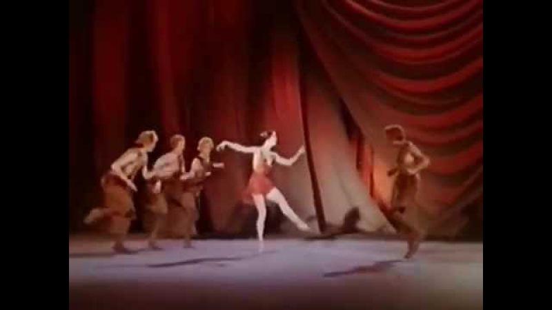 Faust (Сharles Gounod) Walpurgis Night Ballet - M.Kondratieva, S.Vlasov, A.Smirnov